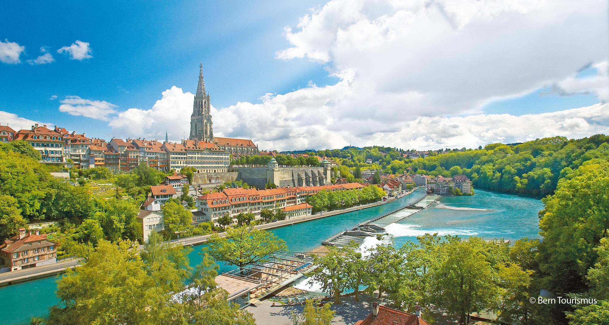 Canton et Ville de Berne