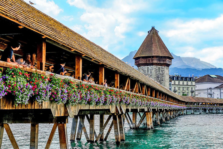 Excursions et attractions touristiques en Suisse centrale