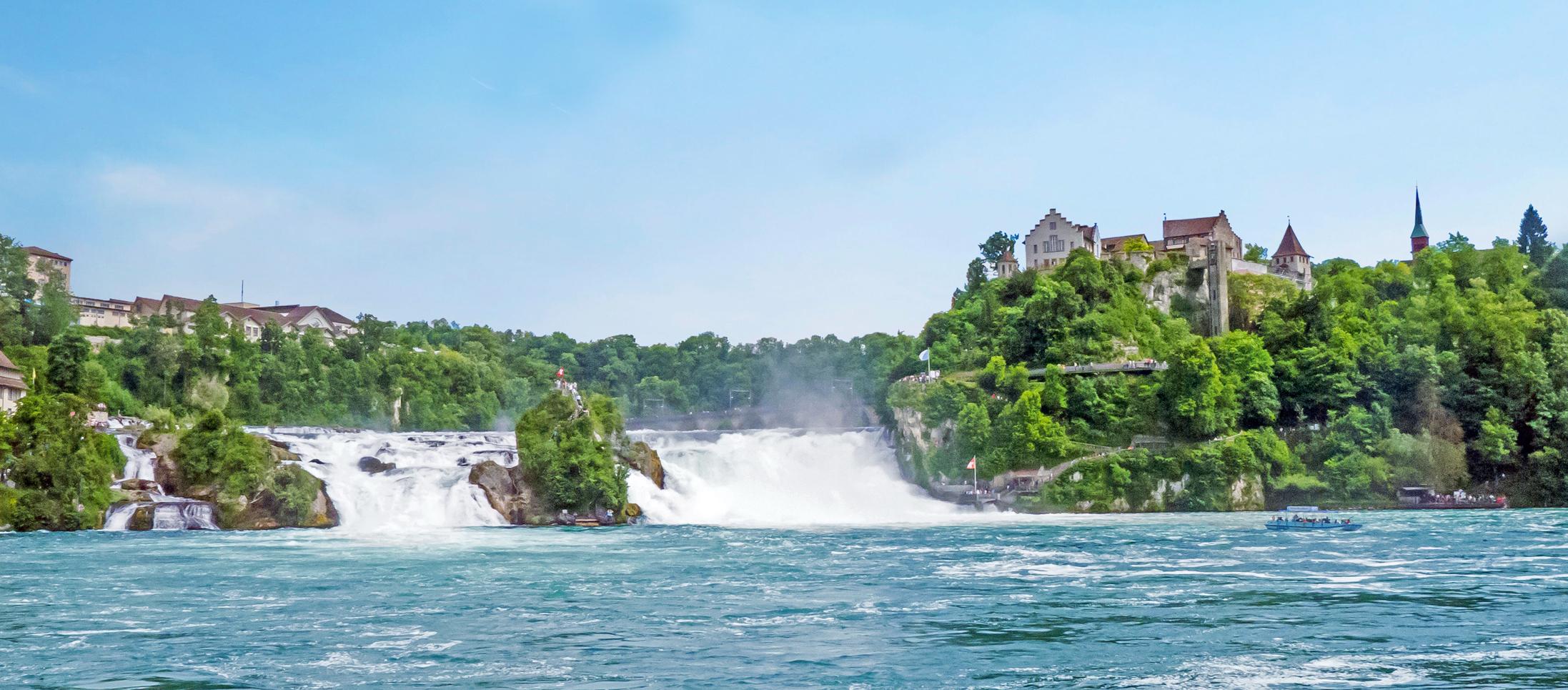 Excursions et attractions touristiques en Suisse orientale
